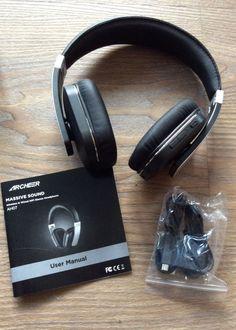 Archeer - Kopfhörer Bluetooth 4.1 Stereo Ohrhörer
