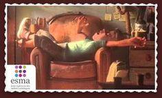 """""""LE FAUTEUIL"""" VALORES: RESPETO https://vimeo.com/album/2298055/video/79087627 Un anciano muere en su sofá.  Ese sofá contiene la memoria de quien lo usó y esa memoria será repuesta por un extraño, que le dará el valor que se merece."""