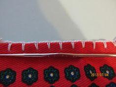 - Barrado de Crochet - Tutorial