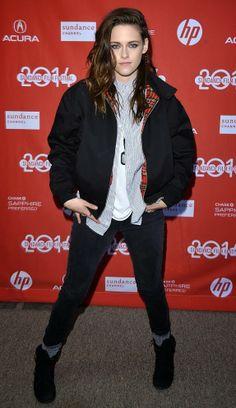 MyMy .. The No Feminist Blog: Kristen Stewart au Sundance Film Festival 2014 - 17.01.2014