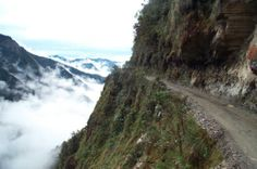 Some Of The World's Scariest Roads To Drive Bolivia Death Road