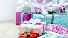 Sprytne opakowania prezentów