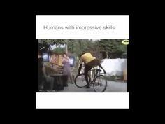 INCREDIBLE HUMAN SKILLS