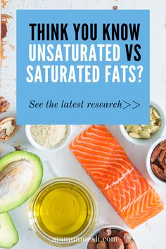 Naturally, some fats are healthier than others. Currently, the topic of saturated fats vs unsaturated fats is very contr Clean Eating Food List, Healthy Eating Facts, Healthy Fats Foods, Healthy Eating Guidelines, Cheap Eating, Holistic Nutrition, Health And Nutrition, Nutrition Tips, Saturated Fat Foods