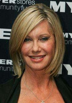 2014 Corto Peinados para mujeres mayores de 40: Bob Haircut