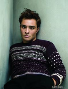 Ahhhhh Chuck Bass. Marry me. For you, Mollisha.