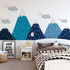 Personnalisé Tout Nom Frozen Applique Murale 3D Art Stickers Vinyl Chambre à coucher 12