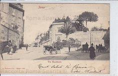 Roma Sparita - Via Nazionale 1900