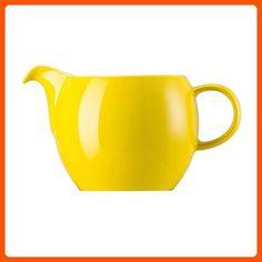 Thomas Sunny Day Milk Creamer, Neon Yellow - Kitchen gadgets (*Amazon Partner-Link)