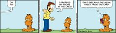 Garfield by Jim Davis for Sep 26, 2017 | Read Comic Strips at GoComics.com