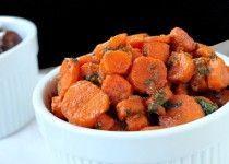 Délicieuse recette de salade de carottes à la marocaine