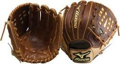 Mizuno Classic Fastpitch GCF1201 Softball Fielder's Mitt (12-Inch, Right Handed Throw) by Mizuno. Save 6 Off!. $159.99. The Mizuno GCF1201 is a 12.00-Inch fastpitch pitcher/infielder's glove made from Mizuno's Throwback Leather, creating a rugged and rich feeling ballglove that keeps its shape over time.  Roll Welting increases structure and support, while our Ultra Soft Pro palm liner provides a soft feel.