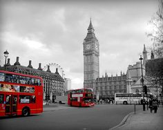 London Bus Personalized Photograph The Names by nameyourwishimages, $34.00