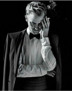 Photos: Tom Felton in Essential Homme magazine shoot, to attend 'In Secret' LA premiere - SnitchSeeker.com