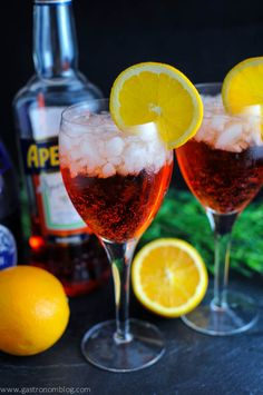 Aperol Spritz Recipe - Aperol and Prosecco Italy, cocktail, drink, orange, recipe