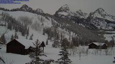 Teton climbers Ranch 24/12/16 2.30pm -5degrees