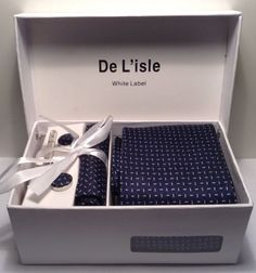 Leather Ties for Men Color Box, Colour, Tie Clip, Cufflinks, Boxes, Packaging, Leather, Gifts, Ebay