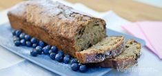 Banankake – Oppskrift fra Vegetarmat.org Clean Recipes, Healthy Recipes, Healthy Meals, Banana Bread, Clean Eating, Favorite Recipes, Vegan, Chocolate, Cake