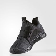adidas Edge Lux Shoes - Black | adidas US ($85) ❤ liked on Polyvore featuring shoes, black shoes, kohl shoes, adidas, adidas footwear and adidas shoes