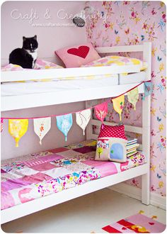 Annie's new room by Craft & Creativity