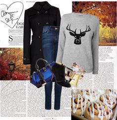 """Unbenannt #214"" by belladonnachen ❤ liked on Polyvore"