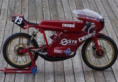 Derbi Cafe Racer Bala Roja – XTR Pepo