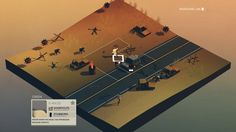Overland is a survival game that's as mean as it is beautiful Top Pc Games, All Games, Dog Grief, Olly Moss, Turn Based Strategy, Risk Reward, First Encounter, Strategy Games, Biomes