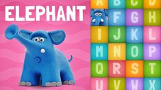 Nice game to play for kids with Play Doh stop motion. Talking ABC make learning ABC easy and fun. It has great ABC song, funny animated animal and very inter. Abc Songs, Funny Songs, Abc Alphabet, Song Play, Play Doh, Stop Motion, Nursery Rhymes, Games To Play, Kids Playing