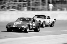 Ferrari 365 GTB/4 - 1973 24 Hours of Daytona One of three Daytona entered
