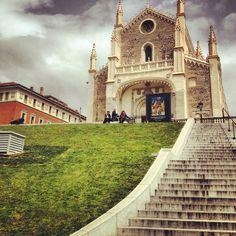 Este es el museo del Prado