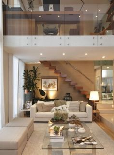 House Interior Design Ideas - Inspirational Interior Decoration Suggestions for Living Area Style, Bed Room Design, Cooking Area Design as well as the whole home. Modern Interior Design, Interior Architecture, Modern Interiors, Living Room Designs, Living Spaces, Living Area, Living Rooms, Apartment Living, Cool Apartments