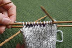 Novita Aukkopeukalo | Novita knits Knitting Patterns, Knits, Knit Patterns, Knit Stitches, Knitting Stitch Patterns, Tuto Tricot, Loom Knitting Patterns, Knitting Stitches, Knitwear