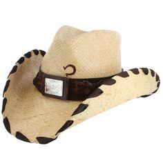 Charlie 1 Horse Hats Women's Restless Girl Raffia Hat
