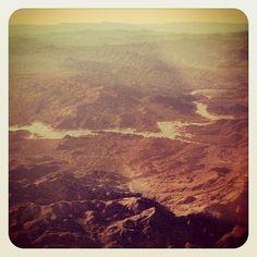 A river runs through it. Near Phoenix, AZ