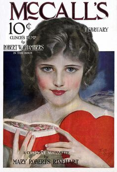 McCall's Magazine - February 1922 by clotho98, via Flickr
