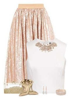 """""""Party Outfit"""" by cindycook10 ❤ liked on Polyvore featuring Ted Baker, Menbur, Anne Klein, Monica Vinader, NewYears, polyvorecommunity, polyvoreeditorial and NewYearsEve"""