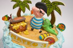 Dulce Silvita: Tarta George, el hermano de Peppa Pig