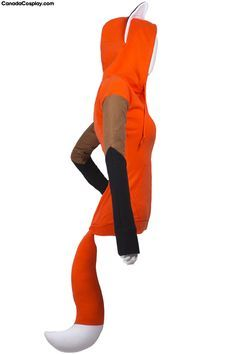 Fox Hoodie for Halloween