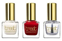 treat collection Natural Trio Nail Polish Black Tie3 Count >>> For more information, visit image link.