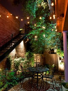 25 Backyard Lighting Ideas to make the most of long summer nights.
