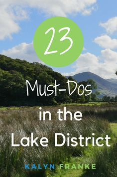 Check out these 23 things to do in the Lake District if it rains. This part of England is great for traveling to, but don't forget your rain jacket! Lake District Walks, Peak District, Places To Travel, Places To See, Uk Destinations, Things To Do In London, England And Scotland, When It Rains, English Countryside