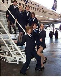 Training On – Flight Attendant attendants Kathy West, Pin Up, Airline Uniforms, Flight Attendant Life, Virgin Atlantic, Professional Wear, Stocking Tops, Air Ride, Cabin Crew