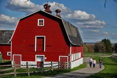 The Knox Farm, East Aurora NY