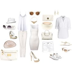 Summer White Party, created by lmares1968