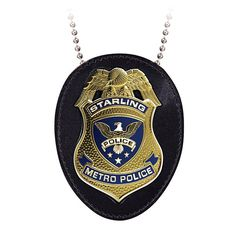 Starling City Police Badge (Arrow TV Series)