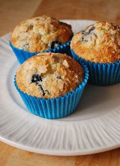 Blueberry Muffin Rec