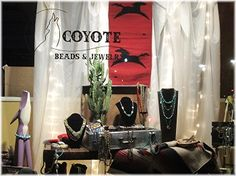 Coyote Beads and Jewelry is located in Downtown Bowling Green. #ohio #shopping #shop #discoverohio #bowlinggreen