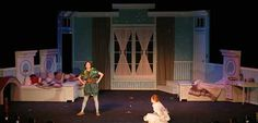 peter pan play set designs | Peter Pan' plays to full houses at DDHS