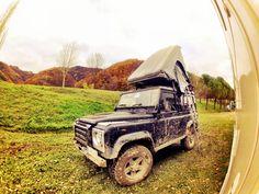 """Land Rover Motel"" Defender Puma"