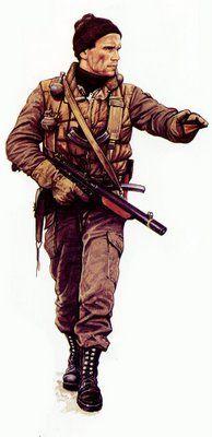 Sargento segundo,comando anfibio.casa del gobernador,2 abril 1982